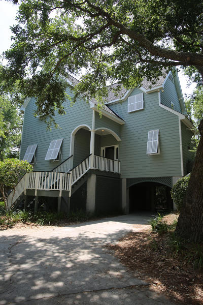 Isle Of Palms Single Family Home For Sale: 14 56th Avenue