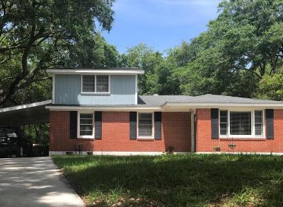 Single Family Home For Sale: 1204 Julian Clark Road