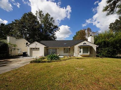Ladson Single Family Home For Sale: 1260 Maryland Drive