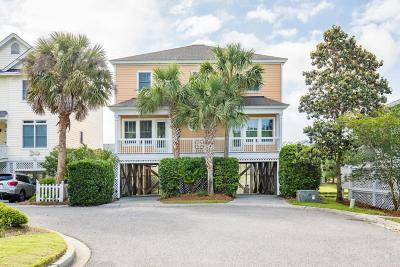 Charleston County Single Family Home For Sale: 20 Pelican Reach