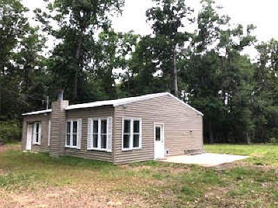 Edisto Island Single Family Home Contingent: 8564 Raccoon Island Road