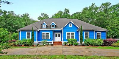 Single Family Home For Sale: 8667 Parkers Ferry Road