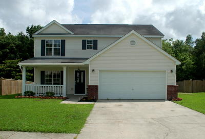 Goose Creek SC Single Family Home For Sale: $224,500