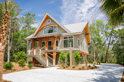 Kiawah Island Single Family Home For Sale: 131 Halona Lane