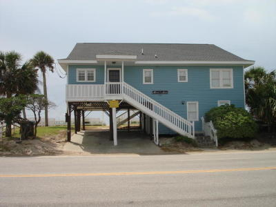 Edisto Beach SC Single Family Home For Sale: $899,000