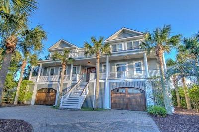 Isle Of Palms Single Family Home For Sale: 3400 Palm Boulevard
