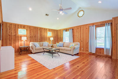 Charleston Single Family Home For Sale: 1706 W Avalon Circle