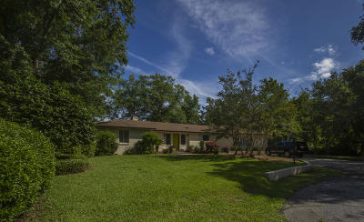 Charleston Single Family Home For Sale: 289 Confederate Circle
