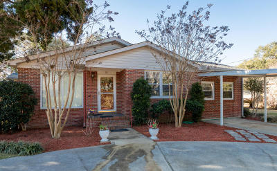 Charleston Single Family Home Contingent: 707 Windward Road