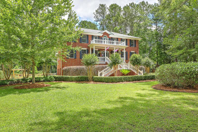 Summerville Single Family Home For Sale: 300 Squirrel Hollow Court