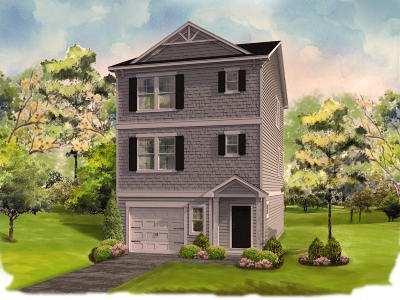 North Charleston Single Family Home Contingent: 5113 Hyde Park Village Lane
