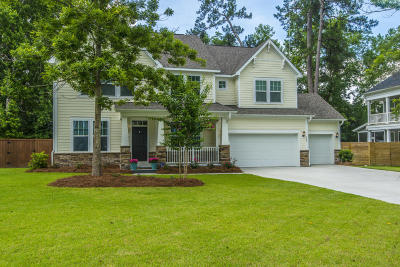 Single Family Home Contingent: 160 Tyvola Drive