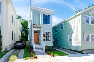 Charleston Single Family Home For Sale: 13 Nunan Street