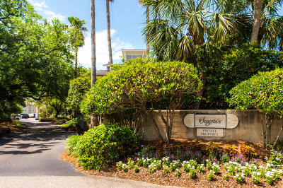 Isle Of Palms Attached For Sale: 7 Seagrove #7c