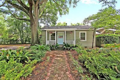 Riverland Terrace Single Family Home Contingent: 2059 Edisto Avenue