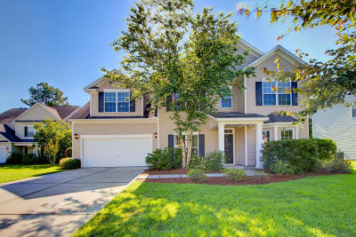 Single Family Home Contingent: 1506 St Stephens Way