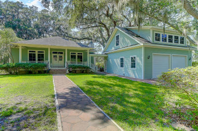 Berkeley County, Charleston County, Colleton County, Dorchester County Single Family Home For Sale: 4580 Olde Smoak House Road