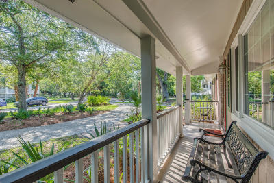 Isle Of Palms Single Family Home Contingent: 228 Forest Trail