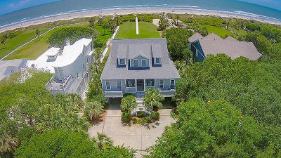 Isle Of Palms Single Family Home For Sale: 2604 Palm Boulevard