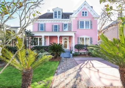 Charleston Single Family Home For Sale: 47 S Battery