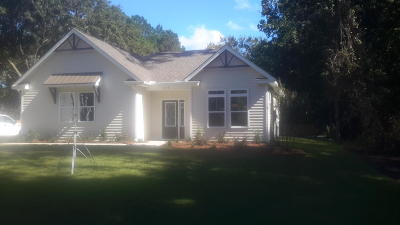Charleston County Single Family Home For Sale: 3293 Berryhill Road
