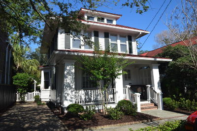Charleston Single Family Home For Sale: 9 Council Street