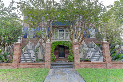 Charleston SC Single Family Home Contingent: $1,165,000
