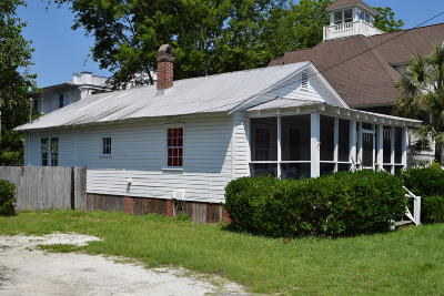 Sullivans Island Single Family Home For Sale: 409 Station 22 1/2 Street