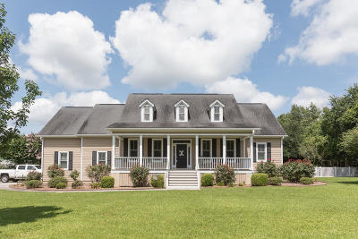Single Family Home For Sale: 108 High Meadow Farms Road