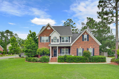 Summerville Single Family Home For Sale: 11 Muirfield Village Court