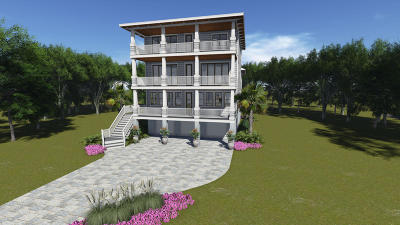 Isle Of Palms SC Single Family Home For Sale: $3,280,000