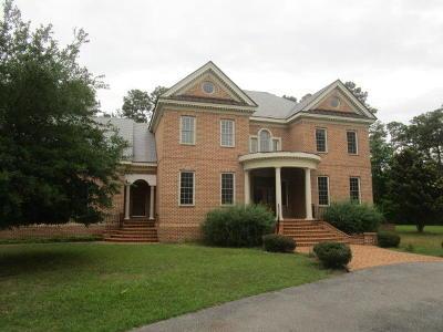 Pawleys Island Single Family Home For Sale: 4127 Vanderbilt Boulevard