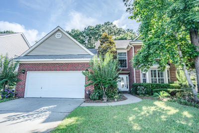 Mount Pleasant Single Family Home For Sale: 1168 Old Course Lane