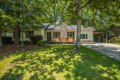 Ladson Single Family Home Contingent: 1002 Highland Pines Road