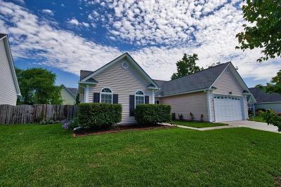 Ladson Single Family Home For Sale: 221 Equinox Circle