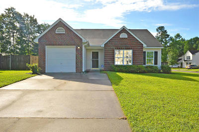 Goose Creek Single Family Home Contingent: 128 Old Tree Road