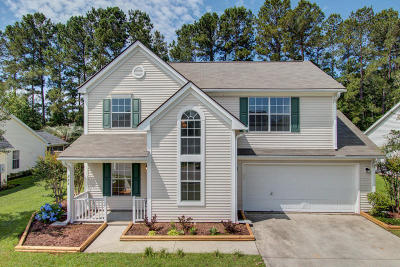 Goose Creek Single Family Home Contingent: 111 Hearthstone Circle