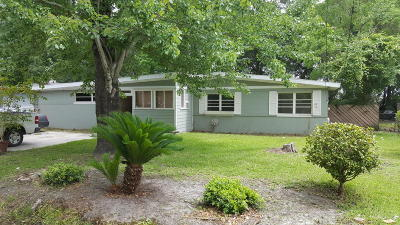 Charleston Single Family Home For Sale: 1453 S Sherwood Drive