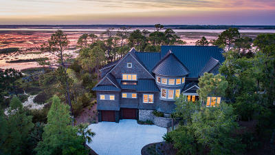 Kiawah Island Single Family Home For Sale: 328 Moon Tide Lane