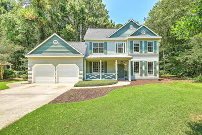 Brickyard Plantation Single Family Home Contingent: 1187 W Park View Place