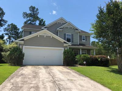 Ladson Single Family Home For Sale: 104 Arithmetic Court
