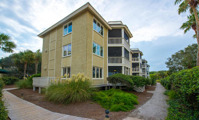 Isle Of Palms Attached For Sale: 101 Port O Call #G