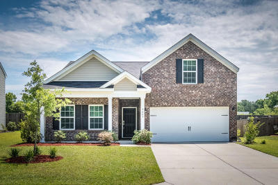 Ladson Single Family Home Contingent: 9661 Spencer Woods Road