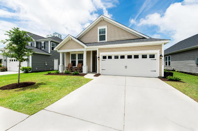 Johns Island Single Family Home For Sale: 3175 Timberline Drive