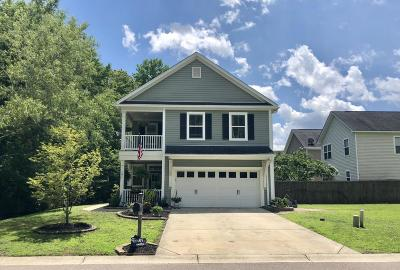 Ladson Single Family Home For Sale: 101 Instructor Court