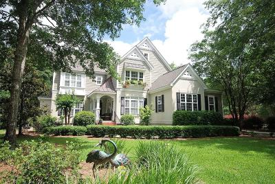 North Charleston Single Family Home Contingent: 8717 E Fairway Woods Circle