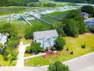 Charleston Single Family Home For Sale: 1364 Tidal Creek Cove