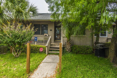 Charleston County Attached For Sale: 2224 Folly Road #3-C