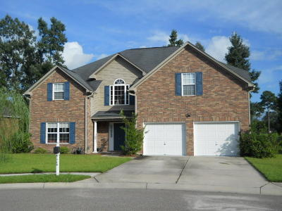 Goose Creek Single Family Home Contingent: 147 Dasharon Lane
