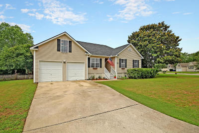 Single Family Home Contingent: 148 Sea Cotton Circle